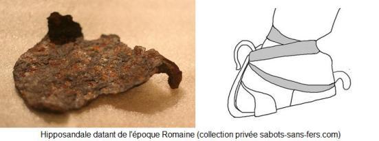 hipposandale-romaine
